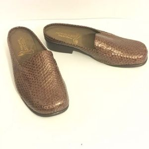 Aerosoles Stitch turn Duble Down Loafers Sz 8.5